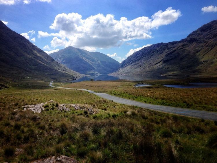 Doolough Dooloughpass Ireland🍀 County Mayo Mountains Roadtrip Roadtrippin' Road Trip Freedom Dreamer Legends Nature_collection Mayo Ireland Ireland EyeEm Nature Lover Nature Photography