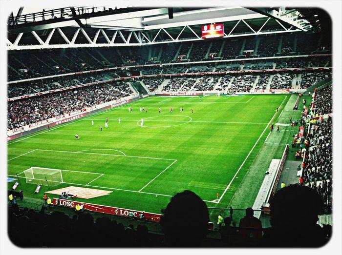 Lille OSC, Notre fierté! LOSC Matchday Soccer Sport