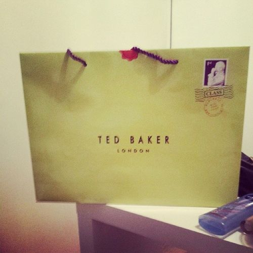 Finally went there TedBaker Knightsbridge Centrallondon FirstTime