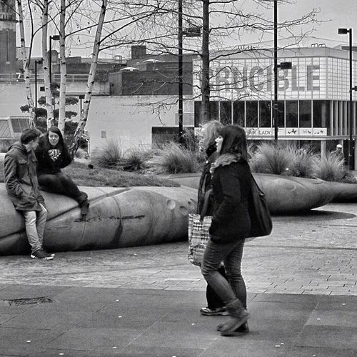 The world-famous Crucible Theatre. Theatre Woman Architecture Monochrome Waiting Bw Streetphotography Sheffield People Bnw Candid England Walking Bn Urban Architectureporn Blackandwhite Archilovers Windows Southyorkshire Trees Crucible Portrait Yorkshire Window Streetphoto