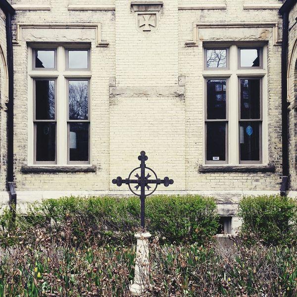 Cross Church Windows Milwaukee