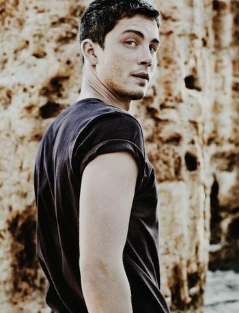 Logan Lerman Perf❤ Persyjackson Beutiful