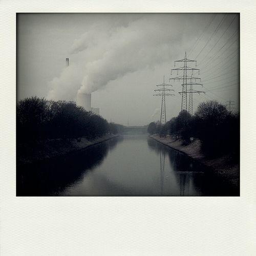 Rhein-Herne-Kanal Hello World