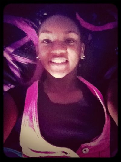 Laying Down Bored