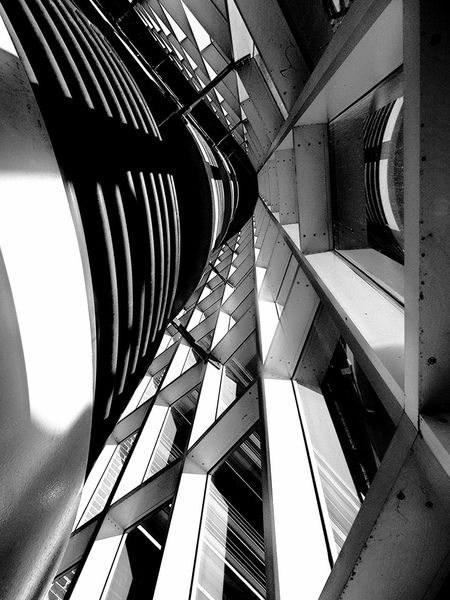 """""""Boundless Possibilities"""" by edemirbarrosfotografi NYC Street Photography Celing Art New York Buildings Train Station Dreaming I Love Art Chasingdreams Artistic Expression InnerLight Art Is Everywhere EyeEmBestPics Eye4photography  First Eyeem Photo Hello World Monochrome Black And White Visual Poetry Abstract Art Is Life Peace And Quiet LongIslandNY Windows_aroundtheworld Eyem Gallery My View Absrtact"""