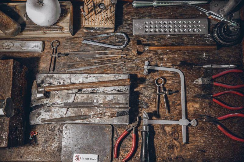 A tools. 🧰