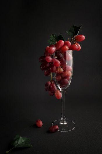 Grape Red Food