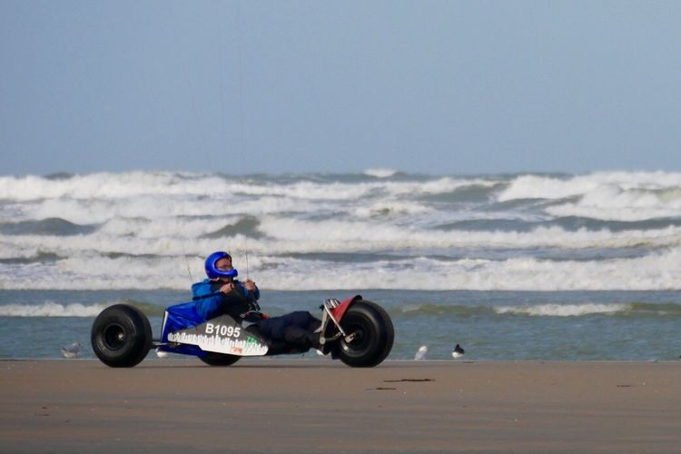 Feel the need for speed. Seascape Sea Beach Outdoors Sport