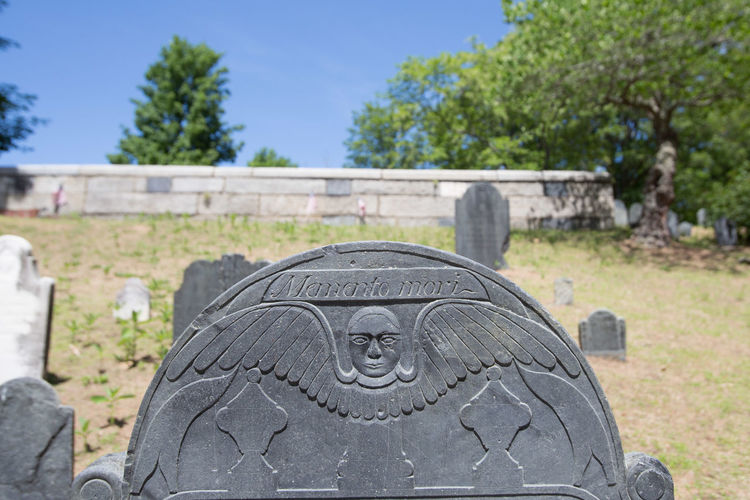 Architecture Cemetery Close-up Day Focus On Foreground No People Outdoors Tombstone