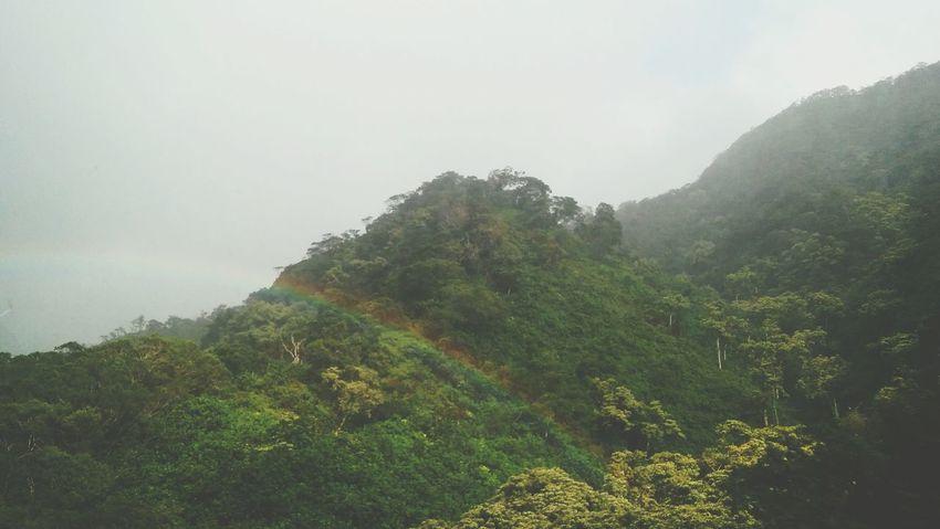Mountain View H3 Windward Side Beautiful  Rainbow Hawaiinei OahuHawaii Mountain Peak