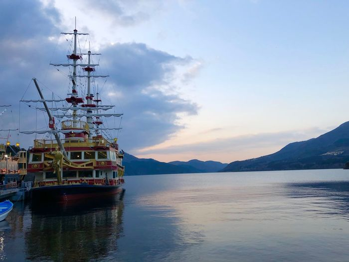 Nautical Vessel Transportation Water Mode Of Transportation Sky Waterfront Sea