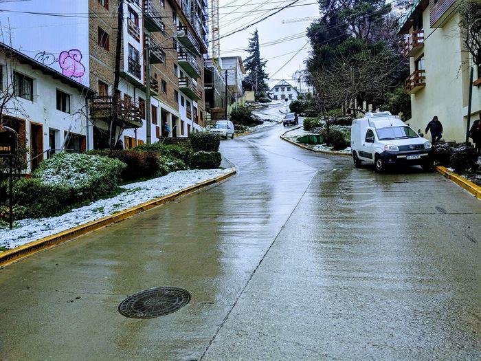 City Water Snow