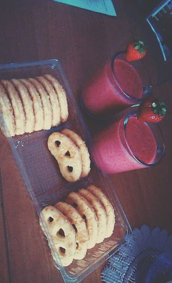 Mm..🍓 First Eyeem Photo