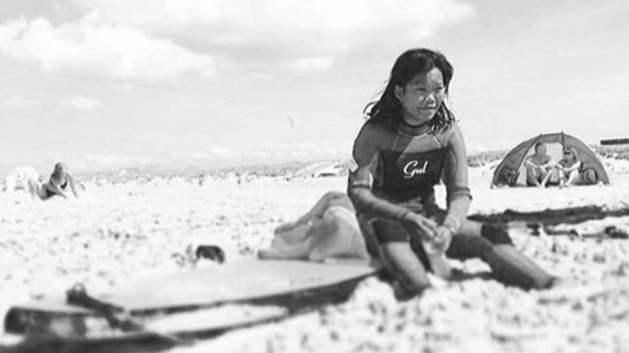 Relaxing while surfing is also nice for yourself Its Me Mood Beach Adventure Nature Outdoors View Blackandwhite Photo Photograph Photography People Photography People Women Girl One Person Real People Front View Lifestyles