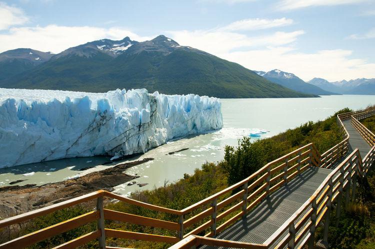 Perito Moreno Glacier - El Calafate - Argentina El Calafate Ice Perito Moreno Glacier Argentina Glacier Mountain Patagonia Perito Moreno