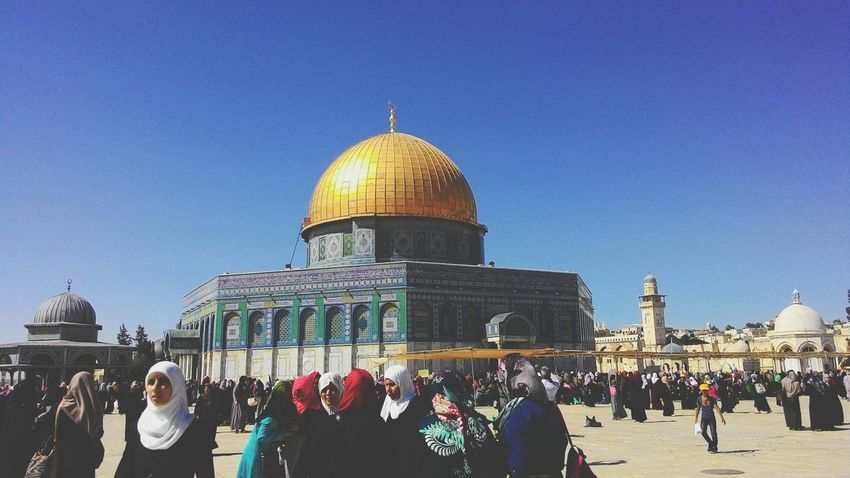 Dome Outdoors Travel Destinations City Palestine The Dome Of The Rock
