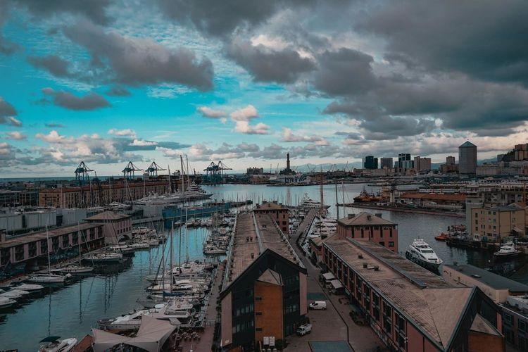 Cityscape Cloud