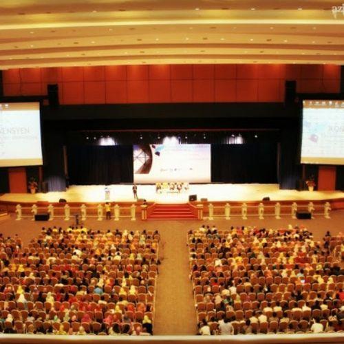 Dewan Besar Utem Konvensyen Keusahawanan