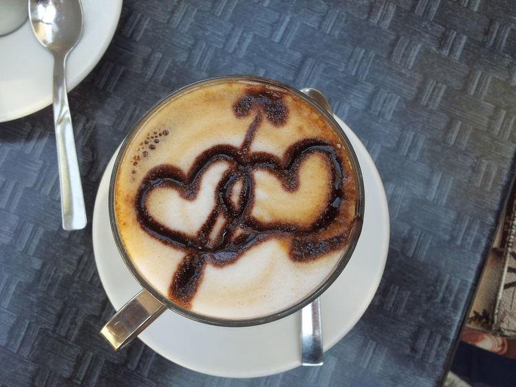 coffee time. Relaxing Coffee Break