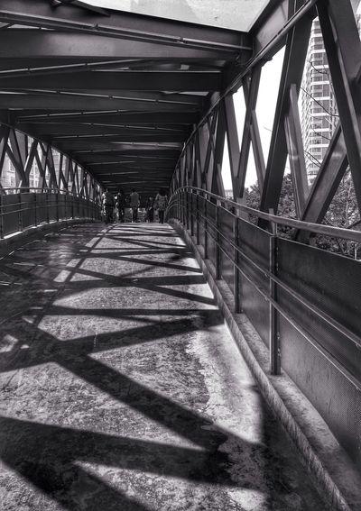 Quiet, Look, Bridge, Tilt. On The Road Taking Photos Enjoying Life