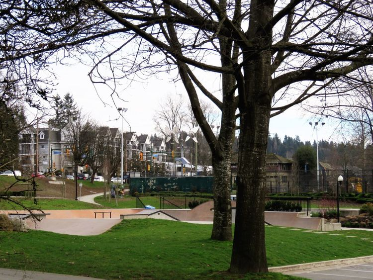 Beautiful park, Mackin park what beautiful parks can you describe? Park Coquitlam Beautiful