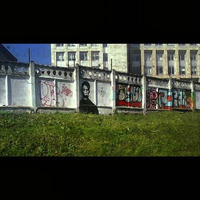Савеловский_вокзал СавеловскийВокзал Граффити Graffiti RailwayStation RailTerminal SavelovskiRailWayStation SquareInstaPic
