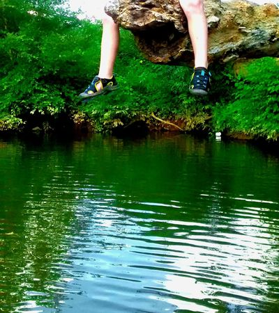 Showcase September 2016 Life Relaxing Enjoying Life Good Times New Market AL Check This Out Water Alabama Warm Weather Reflections In The Water Legs And Feet Creekside Creekside Photography Log Real Moments Wonders Outdoors My Favorite Place Break The Mold The Great Outdoors - 2017 EyeEm Awards