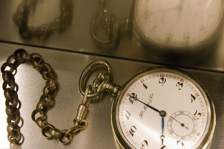 Watch the clock! Chain Clock Clock Face Close-up Eight Heijastus Hour Hour Hand Kahdeksan Kello Ketju Lieblingsteil Metal Minute Minute Hand No People Old Pocket Watch Reflection Second Sharp Tasan Taskukello Time Watch