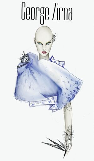Check This Out Fashion Design Fashion Drawingwork Taking Photos