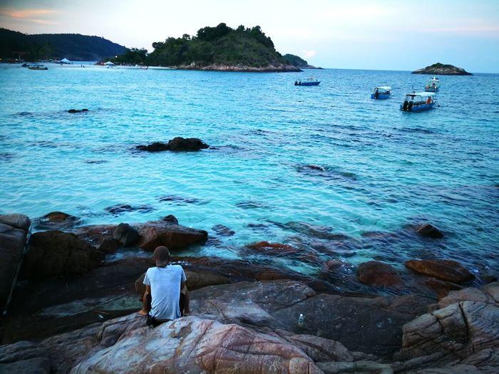 Island Redang Island Nature Calm Island