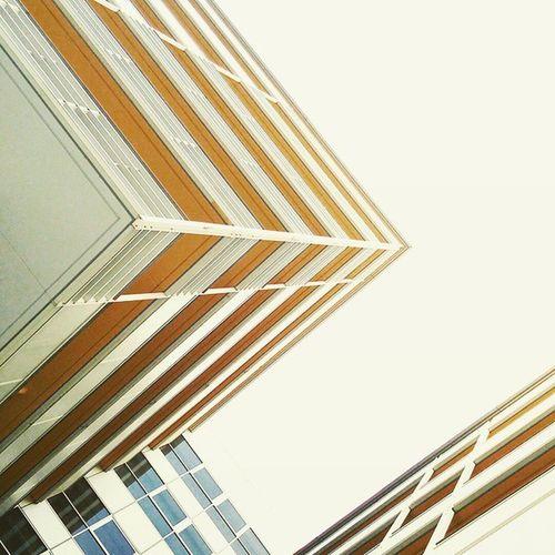 Buildings Edge Architecture Designdepth Color Instaphoto LINE Square Tokyo 奥行き同盟