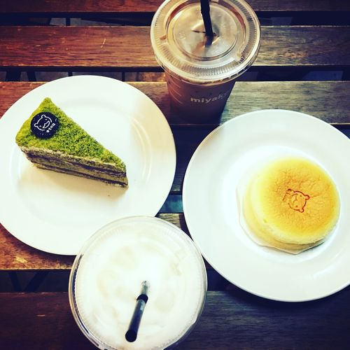 Meeting Friends Chatting Strong Coffee Drinking A Latte Dessertstagram Eating Cake Cakestagram Dessert... Mmmmm Yum Yum