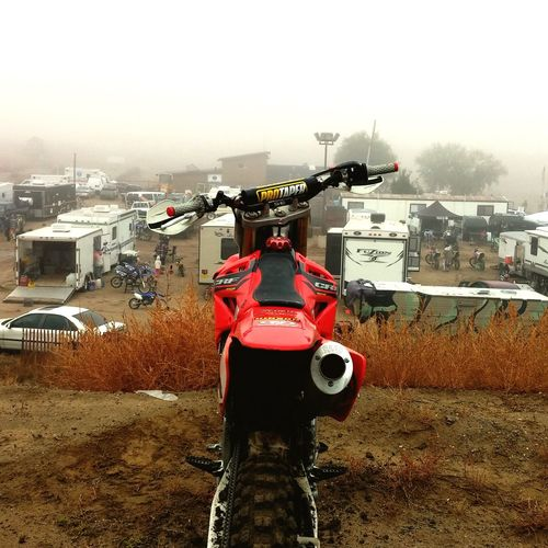Foggy Morning Race Day Early Morning Life Behind Bars My Addiction ❤ Speed Beast Mode Colorado Motocross