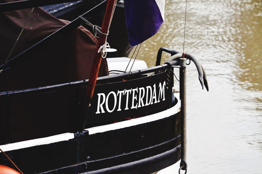 Holland Exploring Oude Haven Travel Destinations Traveling Click Click 📷📷📷 Taking Pictures Netherlands Dutch Cities Simply Dutch Rotterdam, Netherlands Hello Rotterdam Hello World Nautical Vessel Transportation Mode Of Transport Boat Moored Water No People Close-up Harbor Day Outdoors