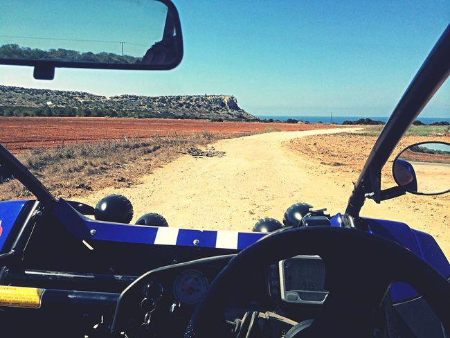 desert Offroad Cyprus Vacation
