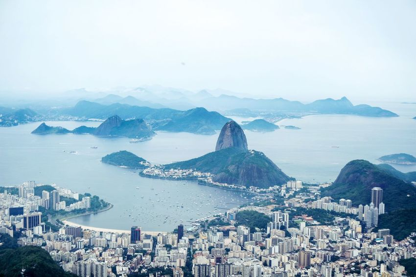 Rio from Corcovado EyeEm Best Shots EyeEmNewHere The Week on EyeEm EyeEm Selects Mountain Sea Snow Outdoors Day Mountain Range No People Cold Temperature Scenics Sky Winter Beach Nature Water Colour Your Horizn