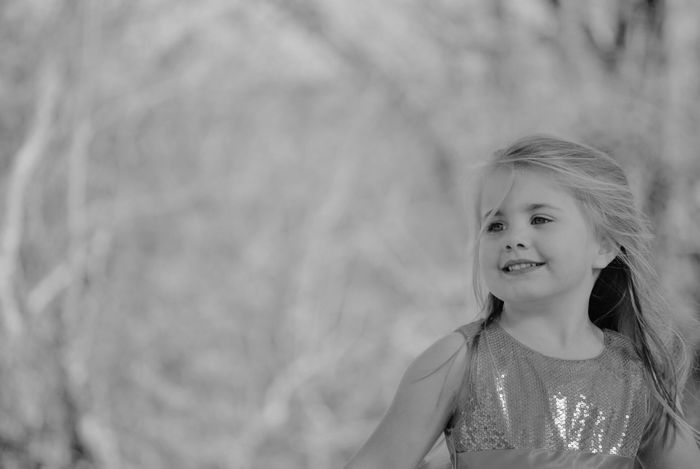 Showcase: December Little Sister Girl Child Outside Sequence Dress Wind Blown Hair Black And White Beautiful Adorable Relaxing Enjoying Life Check This Out Human Face Stylish Trees Women Around The World