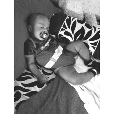Finally! Naptime Baby ❤