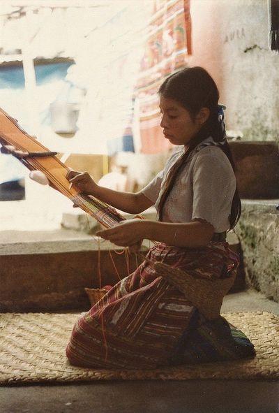 WomeninBusiness Weaving Guatemala Textiles