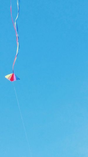 Kite In The Blue Sky Blue Kite Perspectives Summer Summerwind New York City Blue Heaven Bluesky Colour Colors Of Summer Colors Of The Wind Check This Out NYC