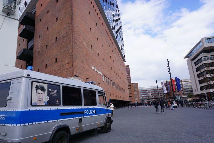 EyeEm Diversity Architecture Outdoors Building Exterior City Police Diversity Culture