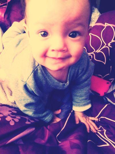 Beautiful baby niece