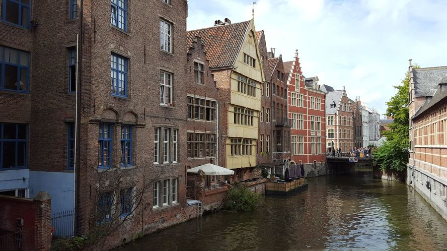 Canal Water Cityscape City Flood Window Politics And Government Architecture Sky Building Exterior Built Structure Old Town Façade Canal Place Of Interest TOWNSCAPE #urbanana: The Urban Playground