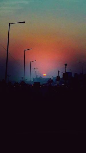Sashphotography EyeEmNewHerе Vizag City Sunset Evenings