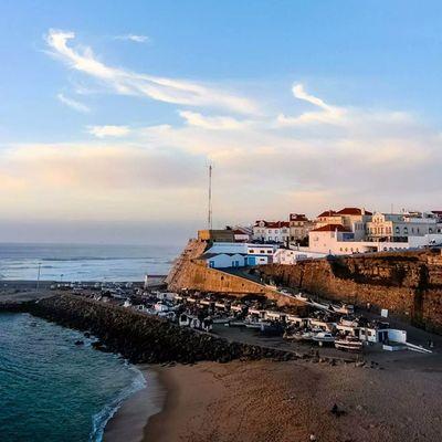 Ericeira Portogallo Portugal Sea mare barche pescherecci peschereccio