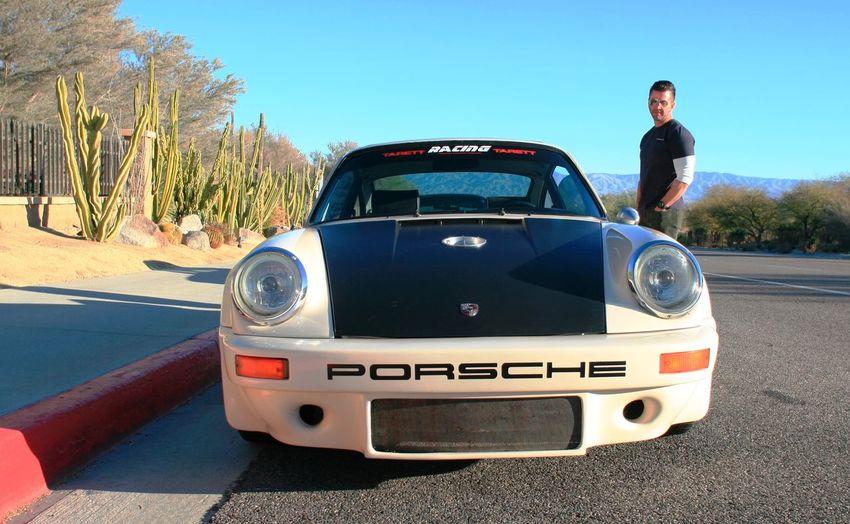 Car Day Mountain Road Outdoors Parked Porsche Porsche 911 Sports Car