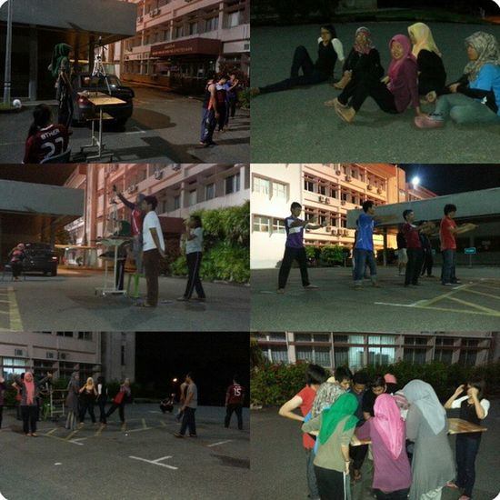 The making of our last video in Semester 5! Let me TREASURE you! DPI Upmkb
