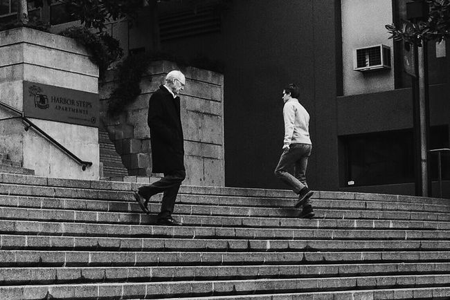 Passing the torch Age Aging Career Life Streetphotography Streetphoto_bw Walk Walking Around Street Street Photography Streetphotography_bw