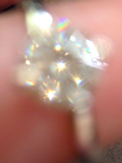 Diamond Bokeh Bokeh Photography Bokeh Lights Sparkling Getting Creative Colours My Workplace Jewellery Diamonds Are A Girl's Best Friend