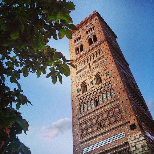 Aragón Teruel Arte Mudéjar torre sanmartin historia monumento histórico